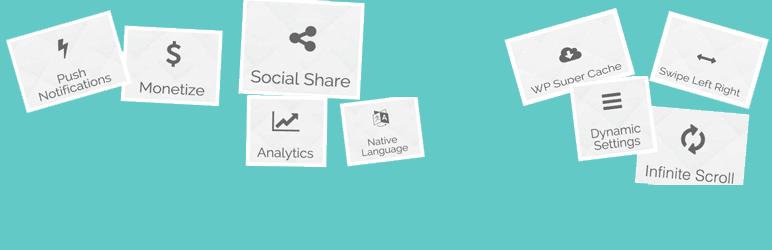 تبدیل سایت وردپرس به اپلیکیشین موبایل با Androapp