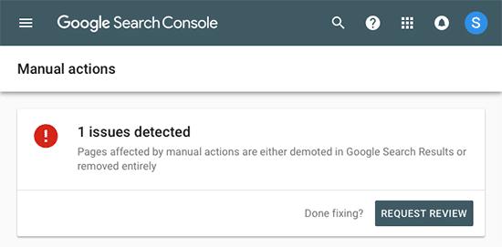 آموزش کنسول جستجوی گوگل