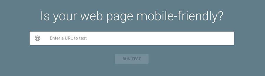 بهینه سازی سایت برای دستگاه های موبایل