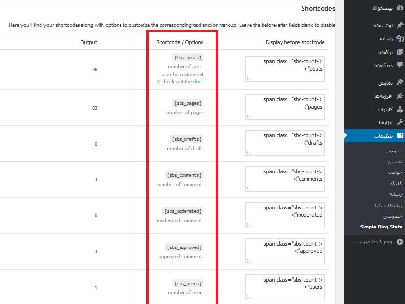نمایش تعداد تمام نظرات در سایت وردپرسی