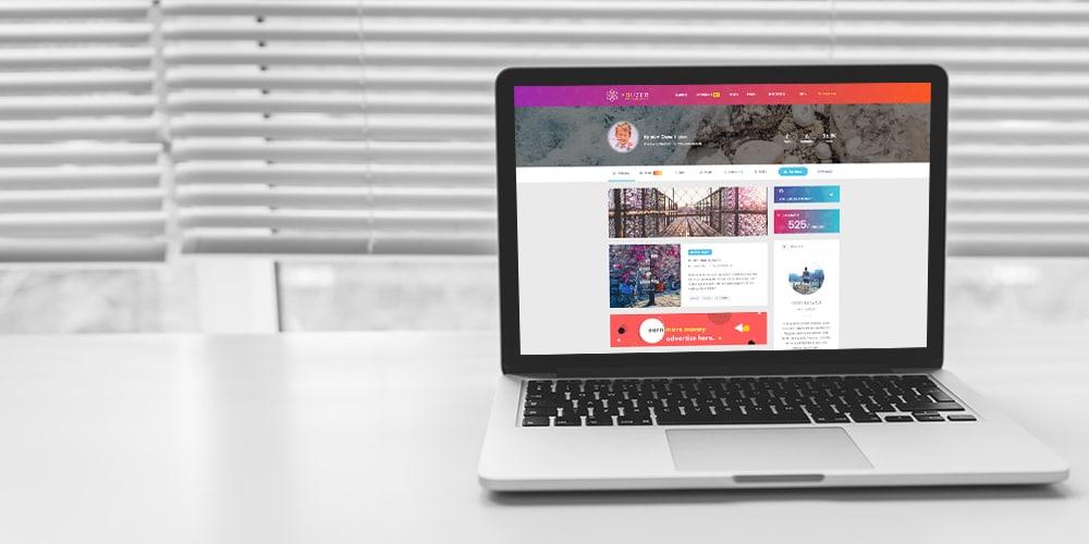 افزونه ساخت انجمن در وردپرس youzer