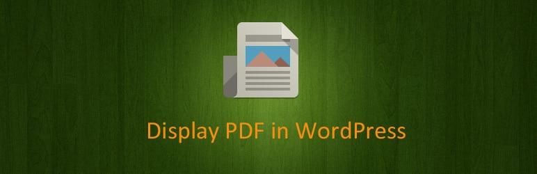 افزونه Wonder PDF Embed