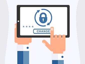 تغییر رمز در وردپرس