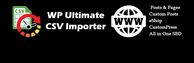 افزونه Ultimate CSV Importer