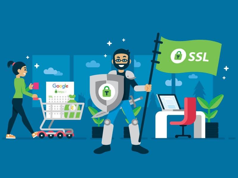 چرا به SSL نیاز داریم؟