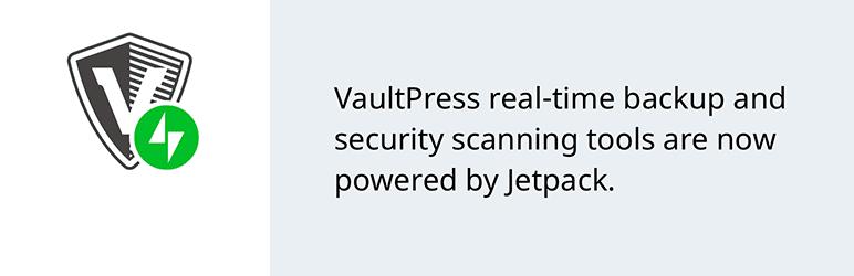افزونه VaultPress
