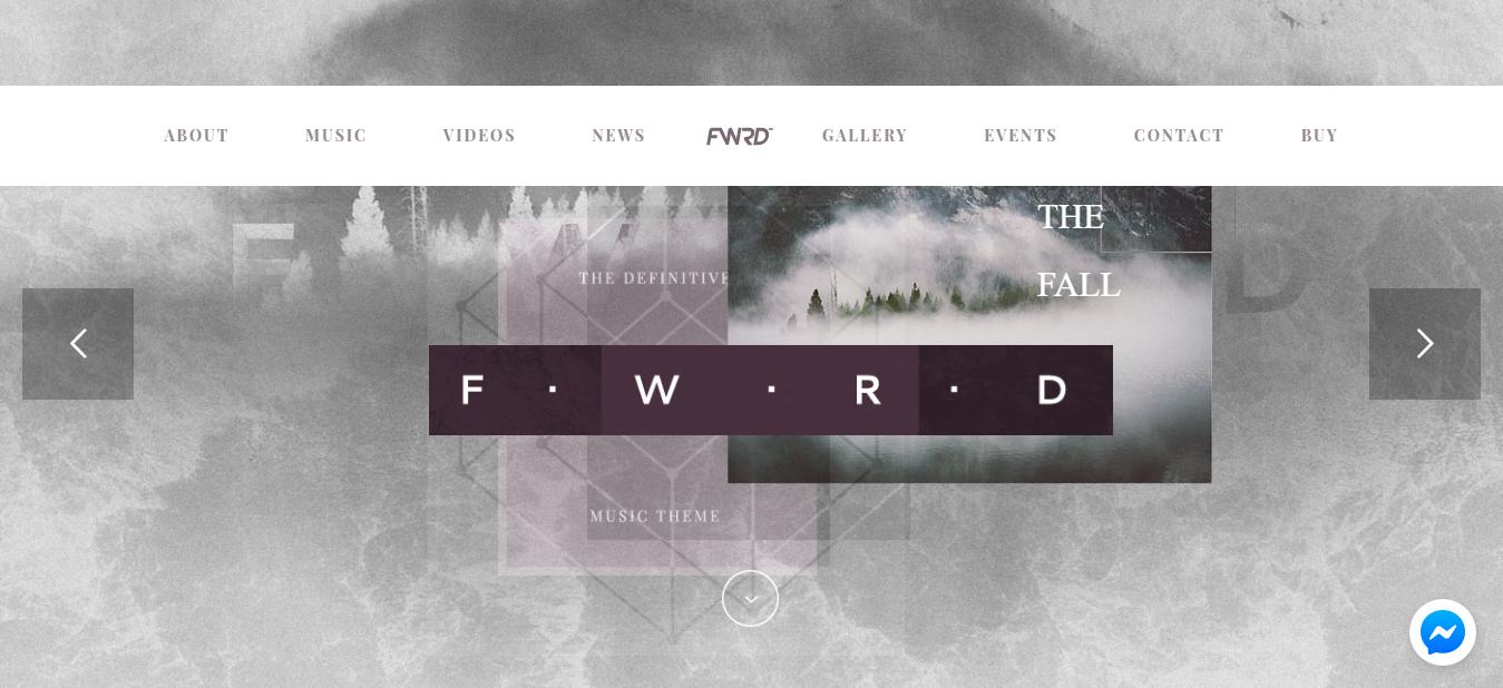 قالب FWRD