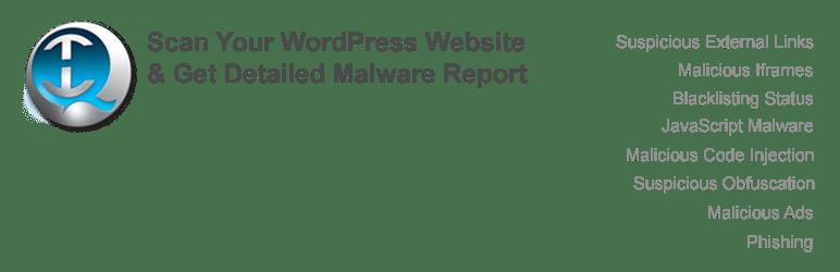 افزونه Quttera Web Malware Scanner