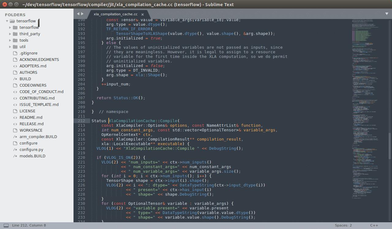 ویرایشگر PHP Sublime Text