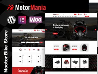 قالب MotorMania