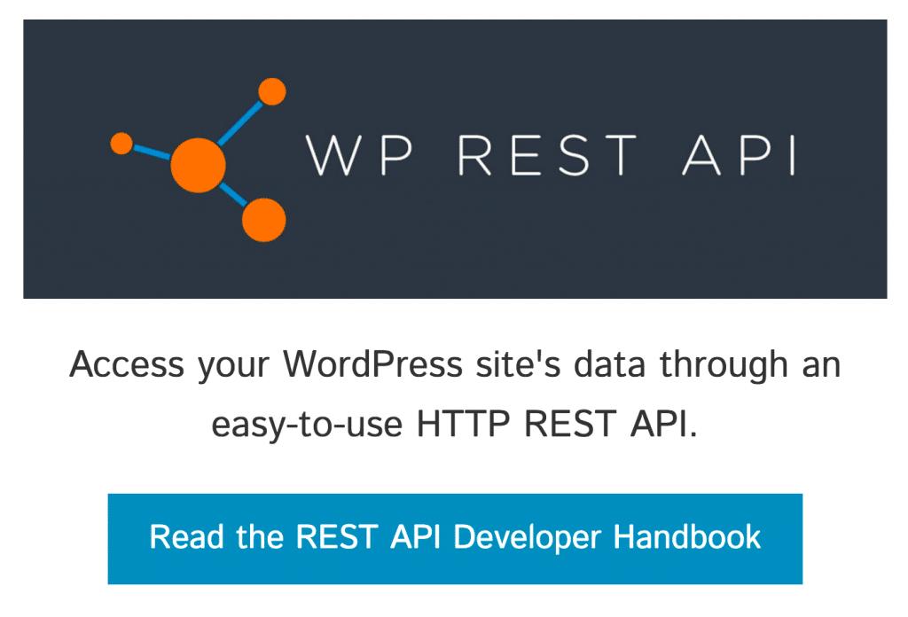 REST API وردپرس