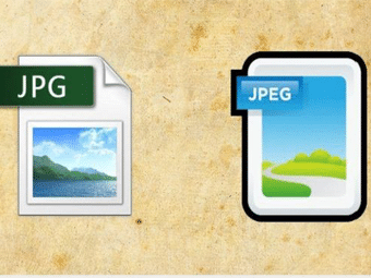 تفاوت فرمت های JPEG و JPG
