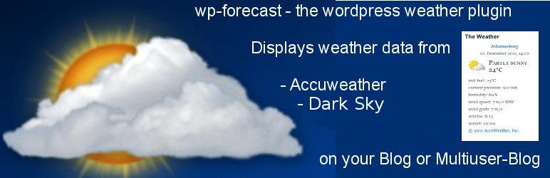 افزونه wp-forecast