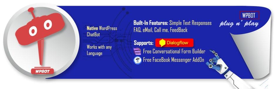 افزونه ChatBot for WordPress