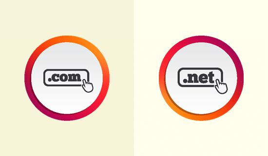 .com یا .net کدام پسوند دامنه را باید انتخاب کنید؟