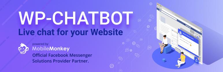 افزونه WP-Chatbot for Live Chat