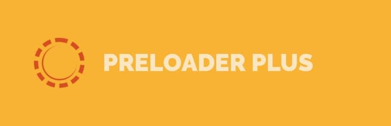 افزونه Preloader Plus