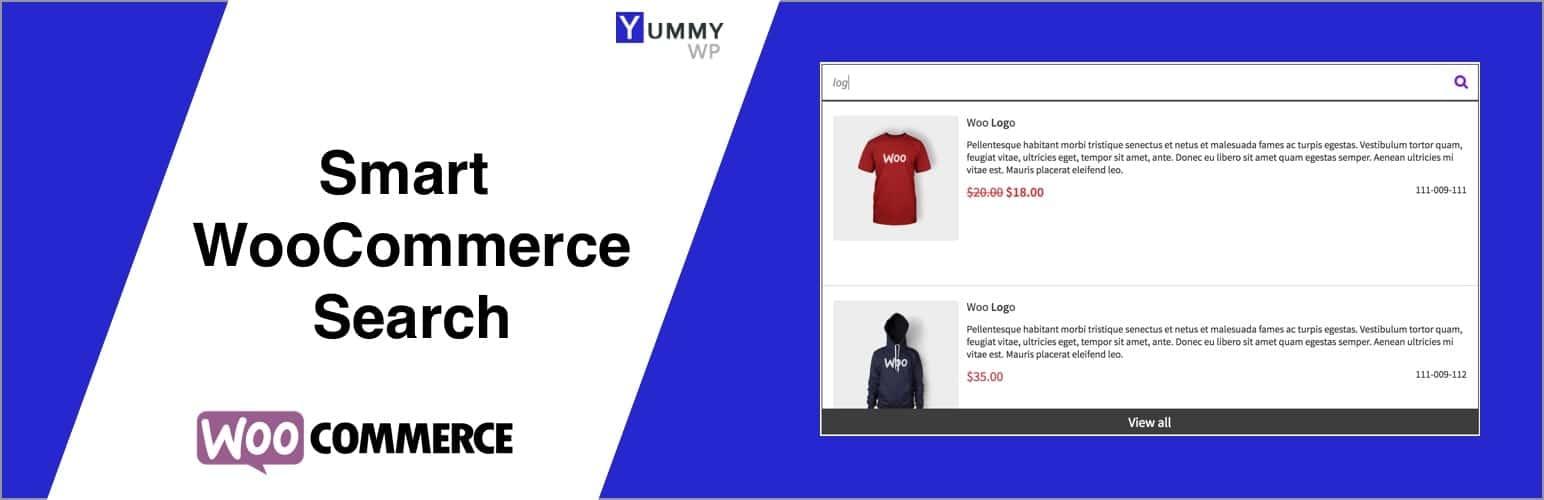 افزونه Smart WooCommerce Search
