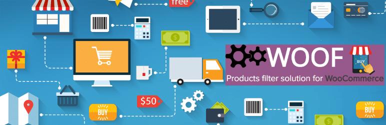 افزونه WOOF – Products Filter for WooCommerce