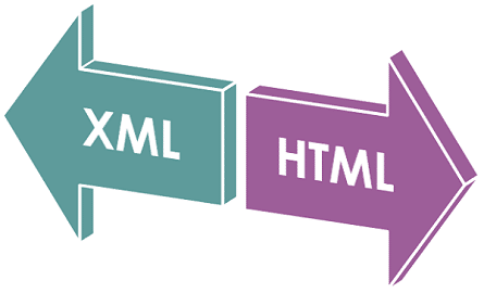تفاوت XML و HTML