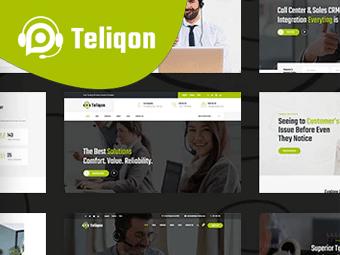 قالب Teliqon