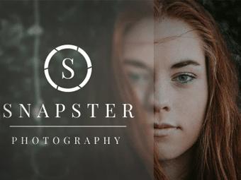 قالب Snapster
