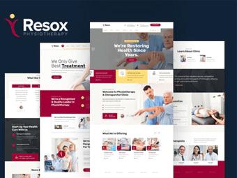 قالب Resox