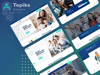 قالب Topika