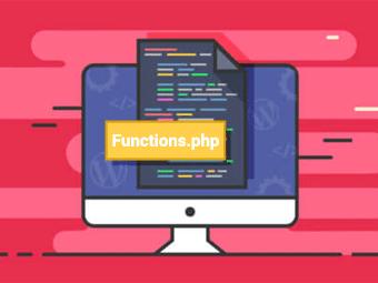 فایل Functions.php وردپرس