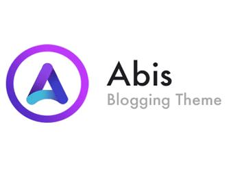 قالب Abis - قالب وردپرس وبلاگ نویسی