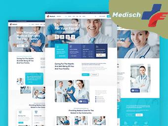 قالب Medisch
