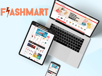 قالب FlashMart