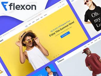 قالب Flexon