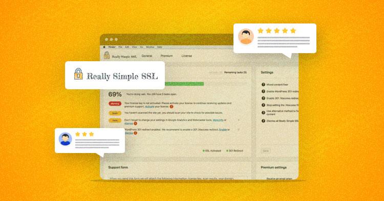 بررسی افزونه Really Simple SSL